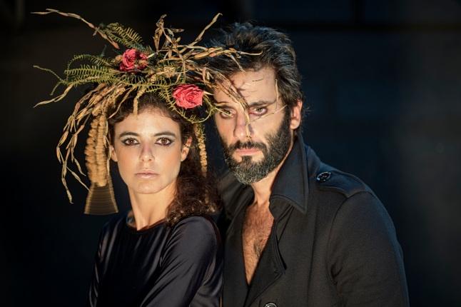 Carmen 3 - Foto de Ronaldo Gutierrez - com Flávio Tolezani e Natália Gonsales