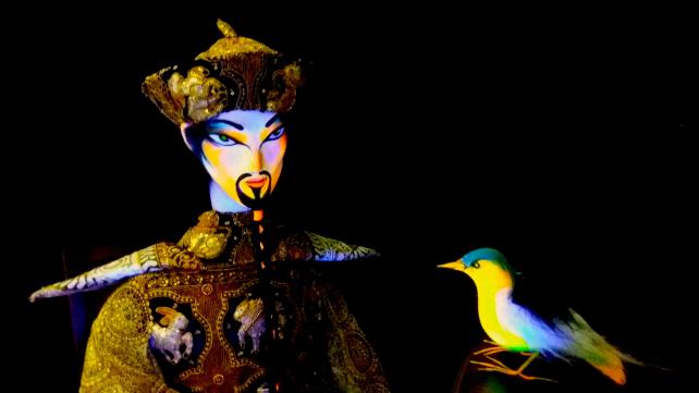 O Rouxinol e o Imperador Chinês. Foto - Fernando Anhê (1)