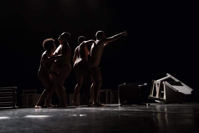 03.2018 - Teatro - Isto e um Negro - Lucas Brandao