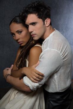 Romeu e Julieta - Foto Fernando Torquatto