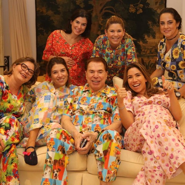 Cintia, Rebeca, Renata, Daniela, Patricia e Silvia