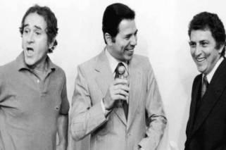 Golias, Silvio e Carlos Alberto